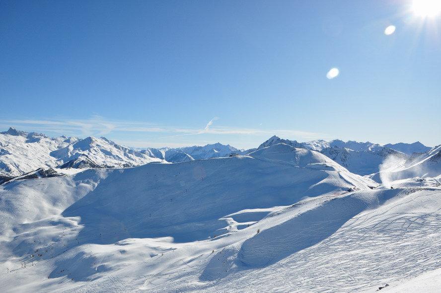 Risoul | On the top - ©Alpis | Alpis @ Skiinfo Lounge