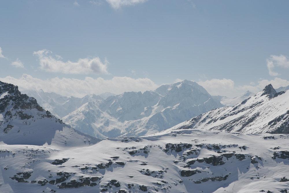 Scenic Flattach Mölltaler Glacier AUT