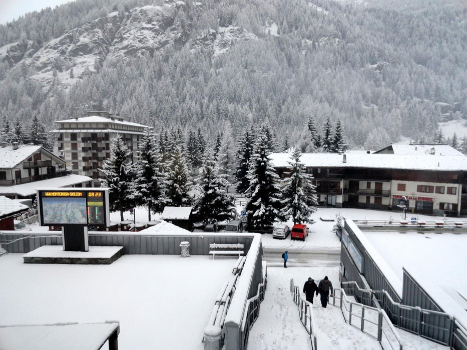 Monterosa Ski, 16 dic 2014 - © Monterosa Ski