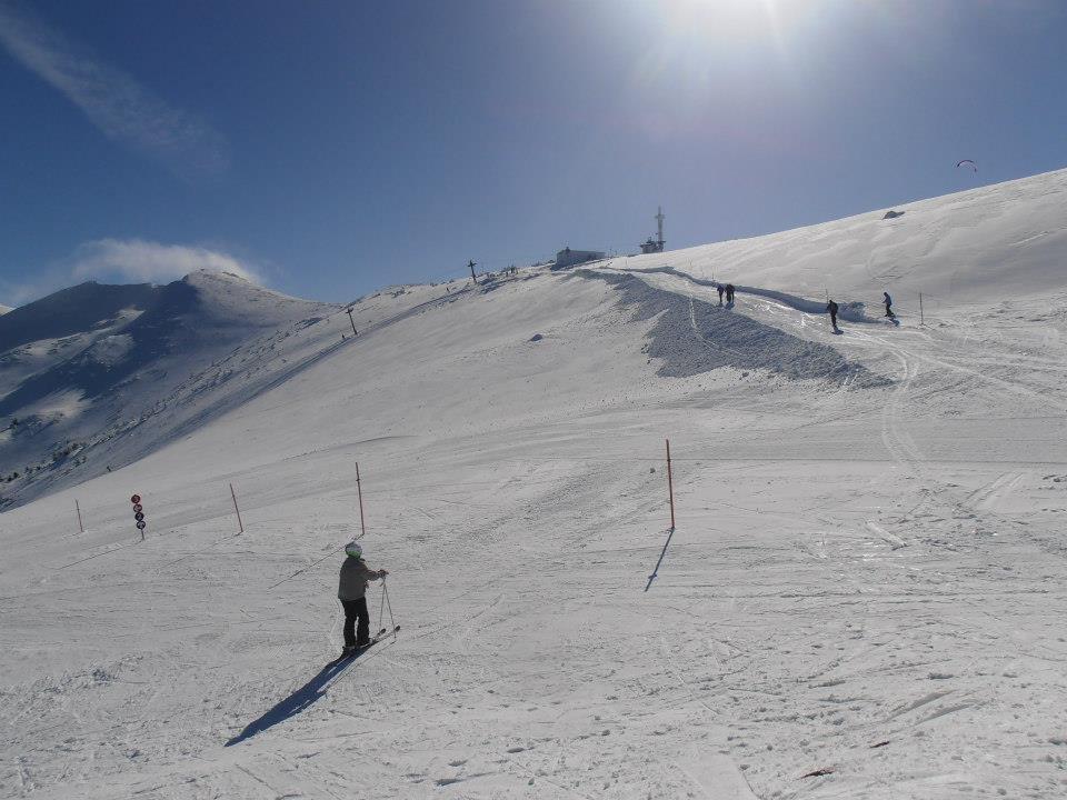 Zjazdovky pre najskúsenejších lyžiarov sa nachádzajú najmä v lokalite Chleb