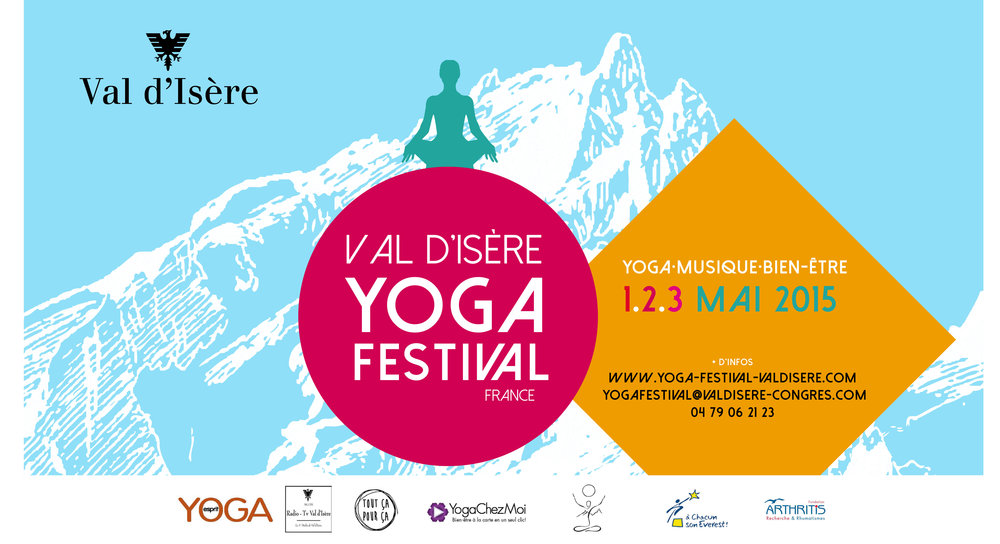 Yoga Festival - ©Val d'Isère Touris Office