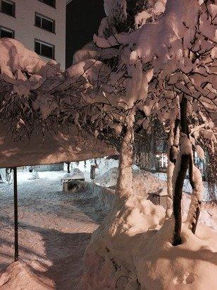 Quanta neve!!! Che spettacolo!!