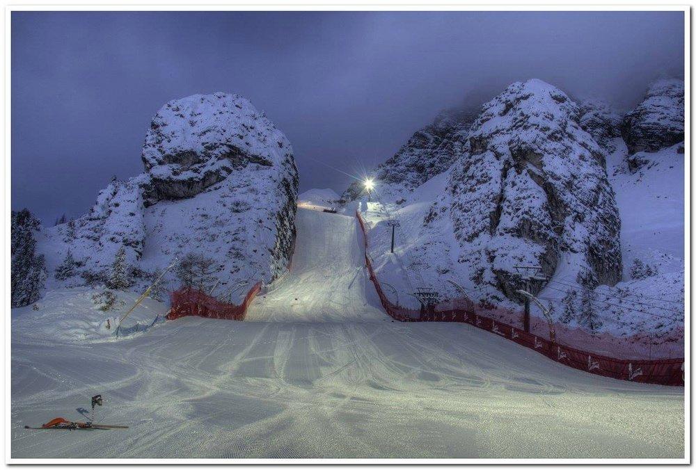 Cortina d'Ampezzo, 18 Gen 2015 - © Cortina d'Ampezzo Ski World Cup Facebook