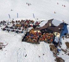 St. Moritz Music Summit auf Corviglia - © St. Moritz Music Summit - Europa´s höchstes Club Musik Festival.