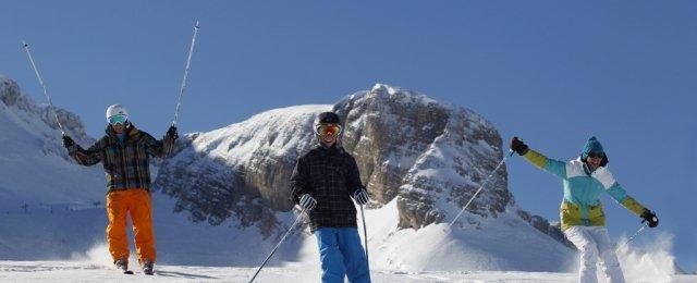 Venez skier dans le Dévoluy, au coeur des Alpes du Sud - © Superdevoluy / La Joue du Loup