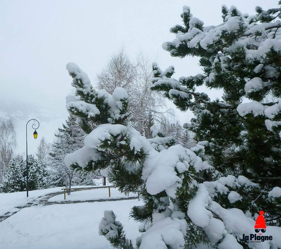 La Plagne Jan. 17, 2015 - © La Plagne