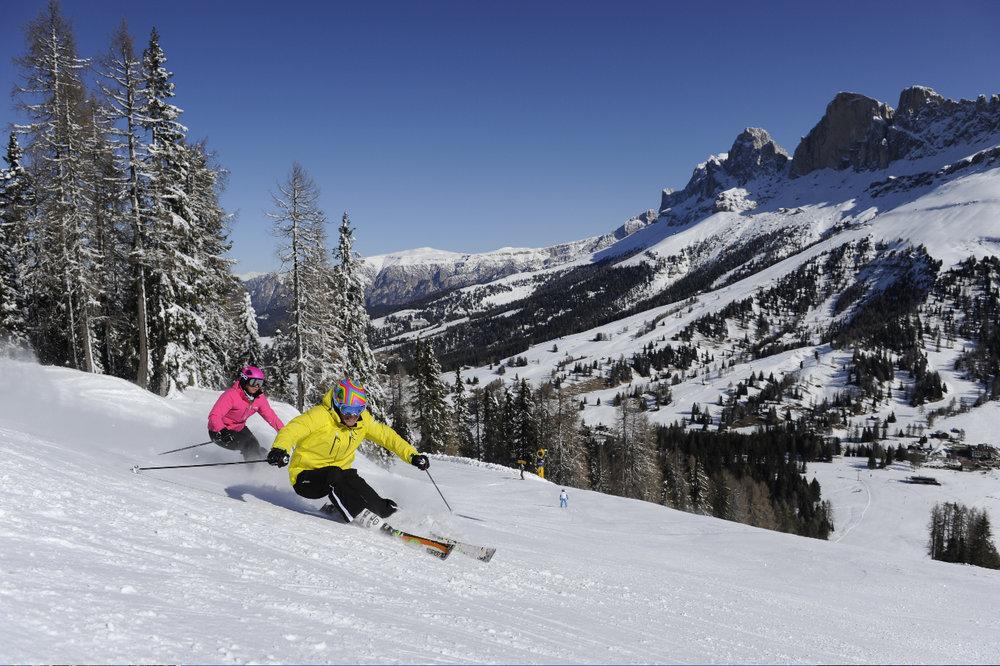 Powderfans kommen voll auf ihre Kosten - © Alpine Pearls