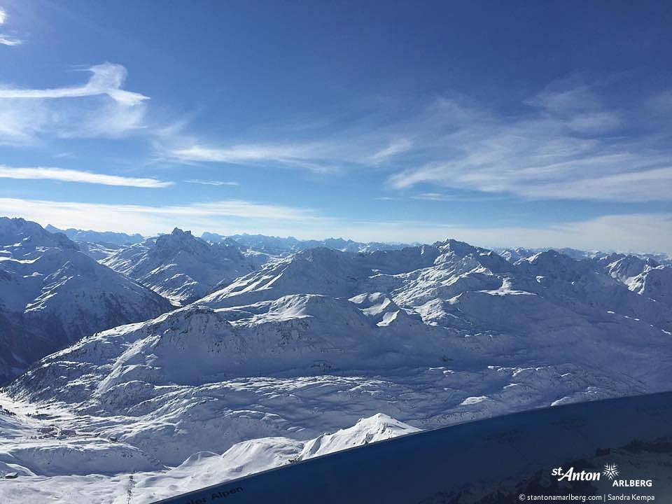 St. Anton am Arlberg Jan. 28, 2015 - ©St. Anton am Arlberg