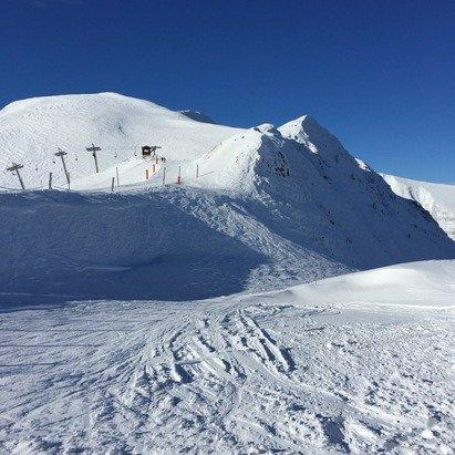 Trop beau temps bonne neige!!! Un vrai bonheur!!