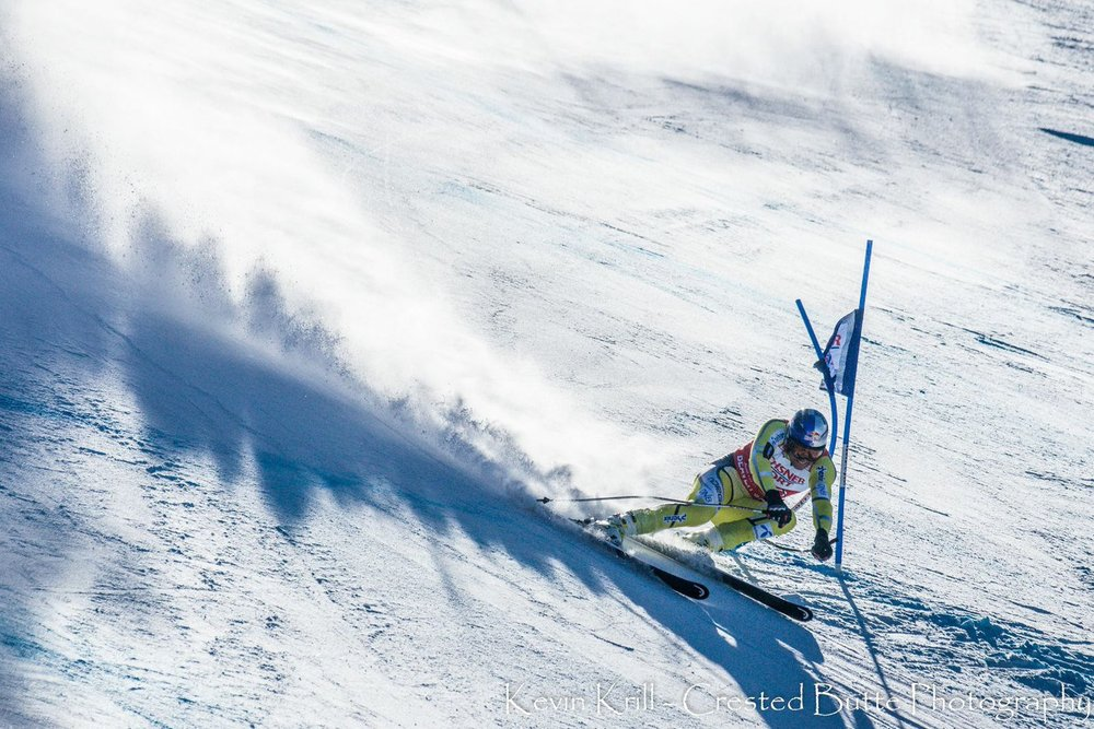 Beaver Creek and Vail brace to host the 2015 Alpine World Ski Championships (AWSC) coming up February 2–15, 2015. - © Kevin Krill-Crested Butte Photography