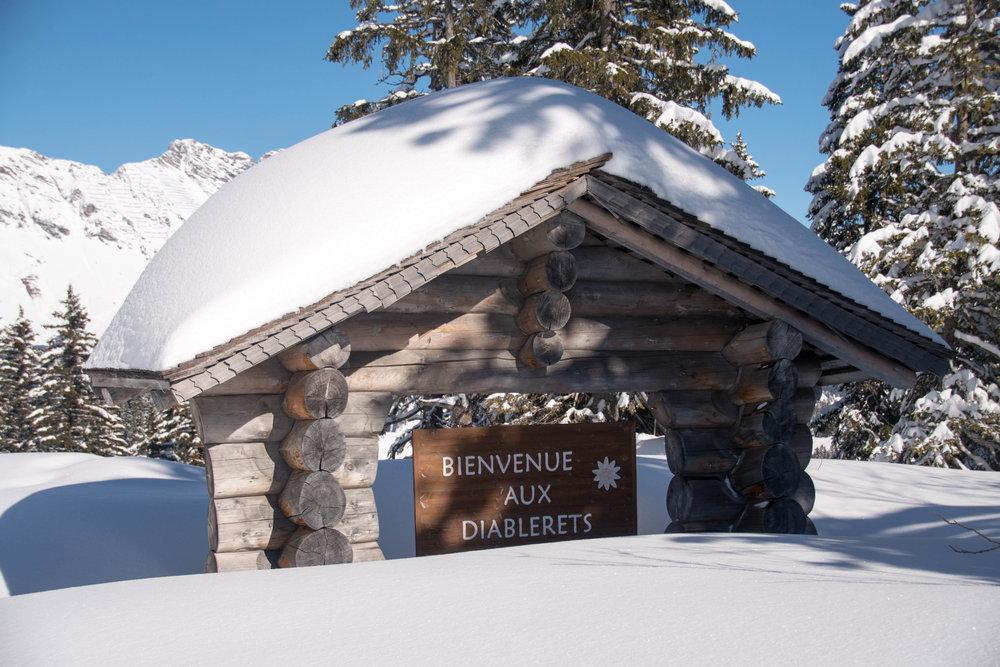 Bienvenue aux Diablerets - © Alpine Pearls