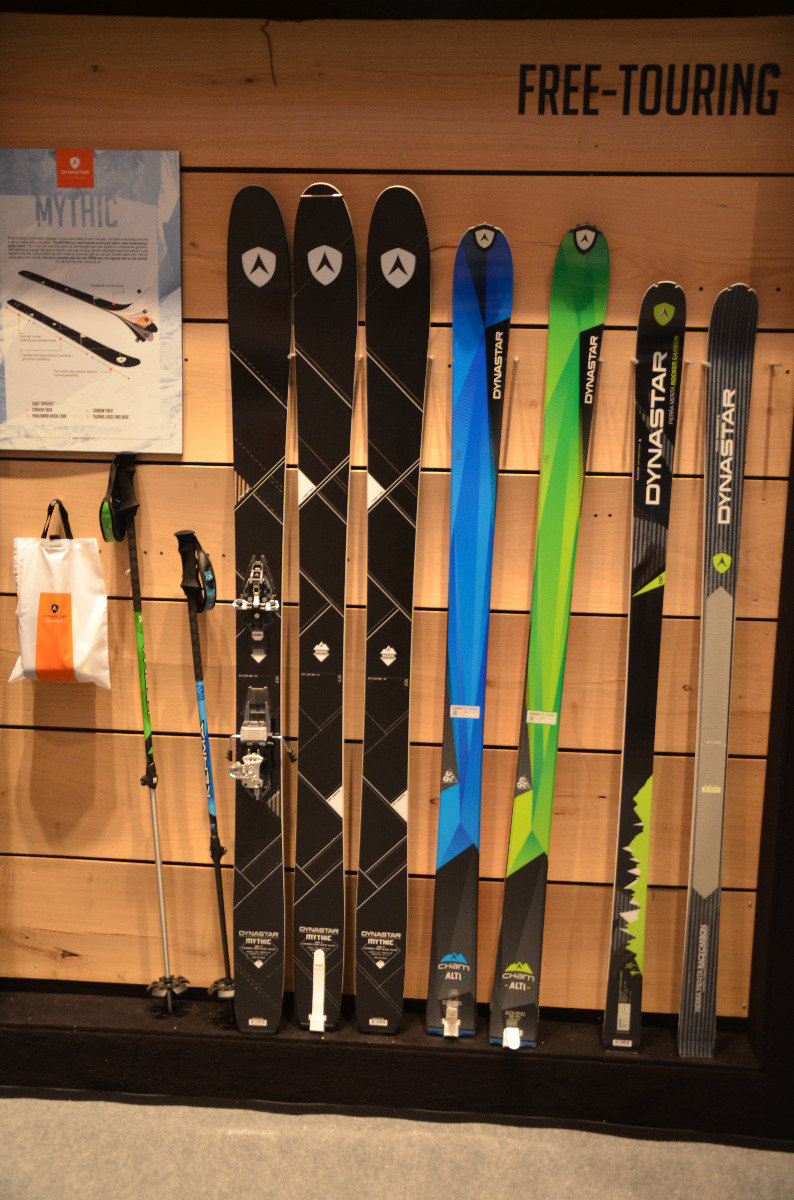 Dynastar - Anteprima attrezzature ISPO 2015