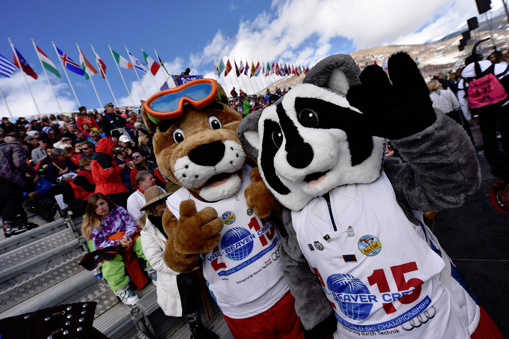 WM Maskottchen der FIS Alpine Ski-Weltmeisterschaften - ©Audi Media Service