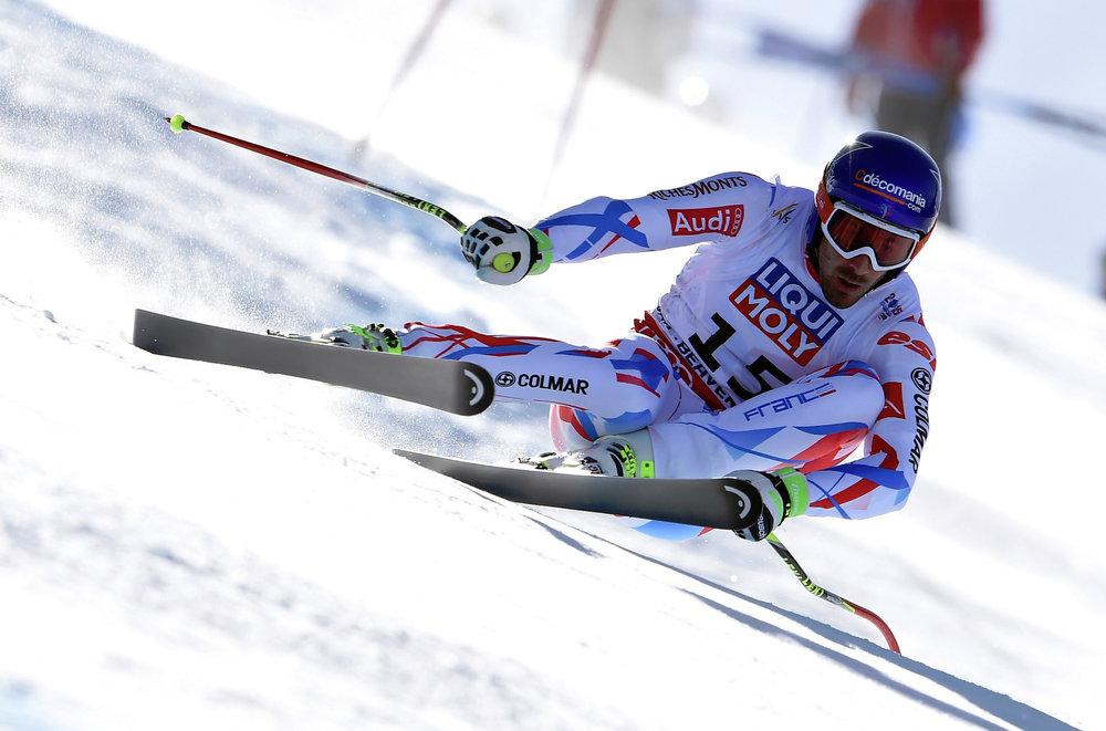3. Platz im Super-G: Adrien Theaux (F) - ©Audi Media Service