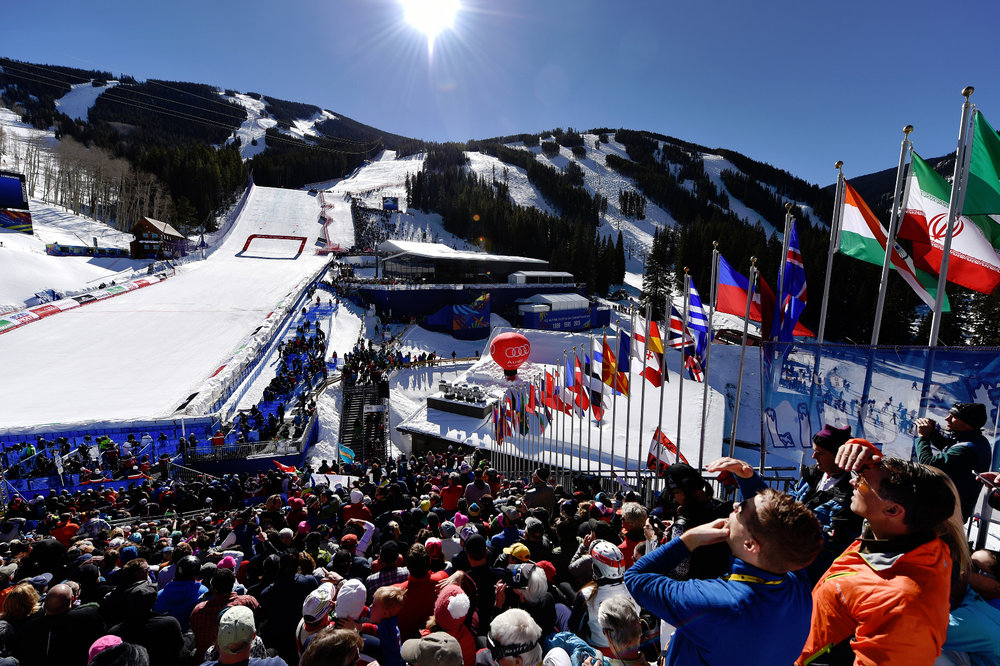 Red Tail Stadium in Beaver Creek (USA) - ©Audi Media Service