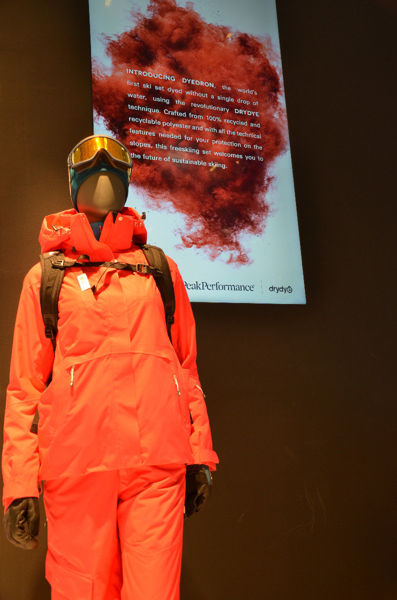 ISPO 2015 - Peak Performance - © Skiinfo