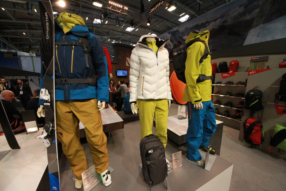 ISPO 2015 - Millets - © Skiinfo