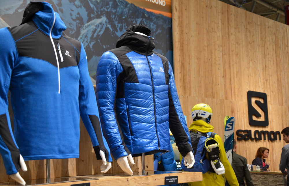 Salomon na ISPO 2015 - © Skiinfo