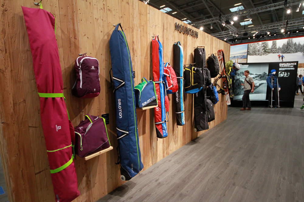 Salomon - ISPO 2015 - © Skiinfo