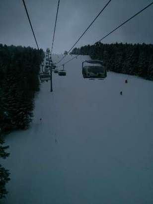 Neige au top ce dimanche 22/02, il manque juste un peu de soleil !
