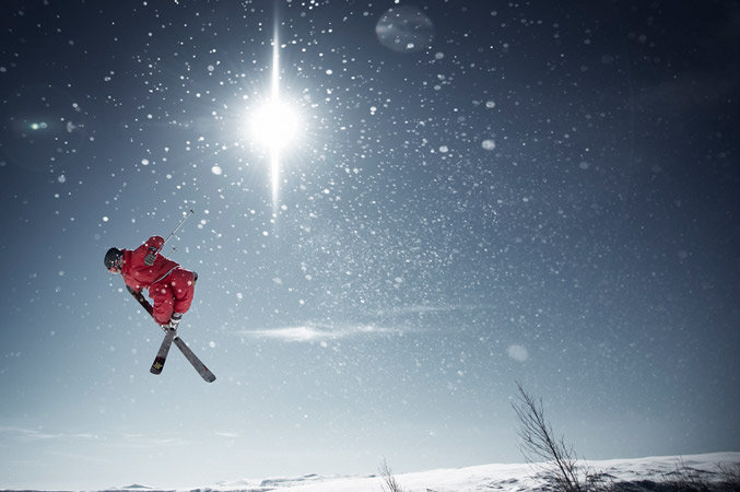 Campinstruktør Thomas Dølplads | Thomas Dølplads - © Erik Ruud | Skiinfo Norge @ Skiinfo Lounge