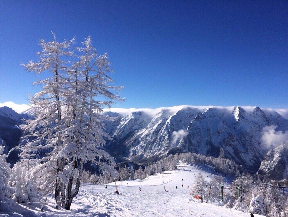 Skiregion Hinterstoder-Wurzeralm - © HIWU