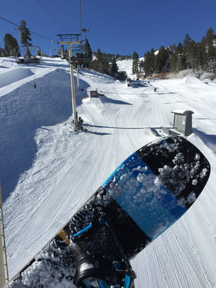 Bear Mountain - Great snow great time for the last of the season get it while it cold! - © kero kero