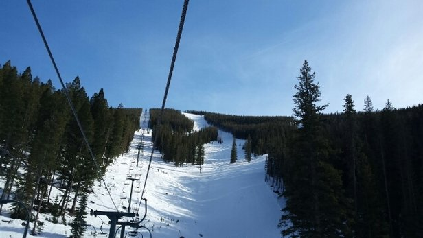 Discovery Ski Area - [! skireport_firsthandpost_pagetitle ] - © clvihinen