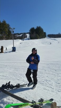Cranmore Mountain Resort - [! skireport_firsthandpost_pagetitle ] - © tnickerson77