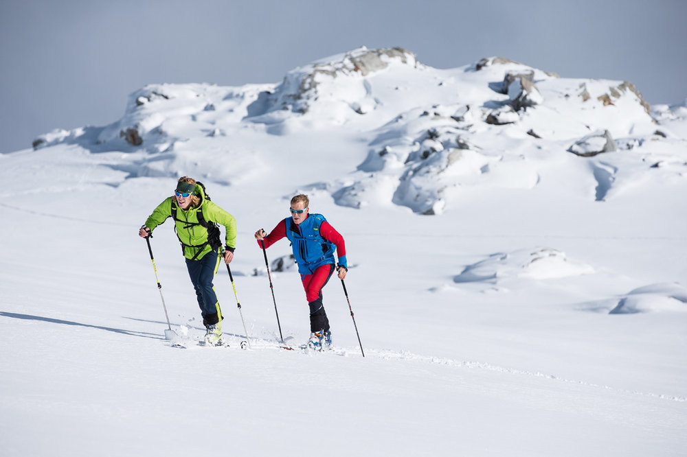Alpinisti z katalógu VAUDE - © Lars Schneider / schneider outdoor visions