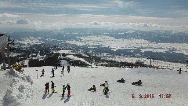 Štrbské Pleso - [! skireport_firsthandpost_pagetitle ] - © jozefjancek.jj