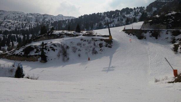 Piancavallo - Oggi c'era poca gente, piste in buone condizioni e bella giornata.  - © caimano80