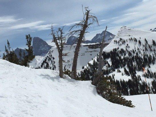 grand targhee resort ski & snowboard photos