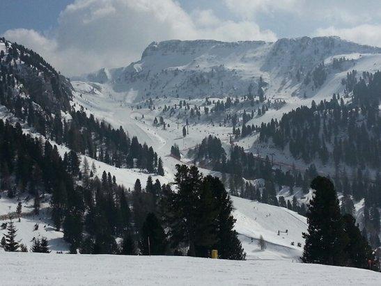 Obereggen - Pampeago - Predazzo - venerdì 20 marzo neve stupenda bella sciata - © dav.apo71