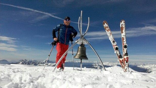Nassfeld Hermagor - Skitour Rosskofel  - © hausdeborah