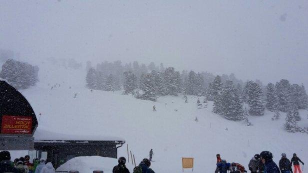Hochzillertal - [! skireport_firsthandpost_pagetitle ] - © csous