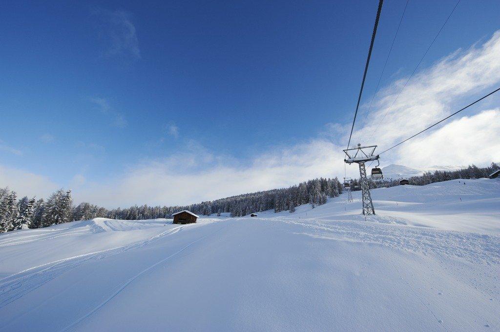 Rinerhorn - © © Destination Davos Klosters