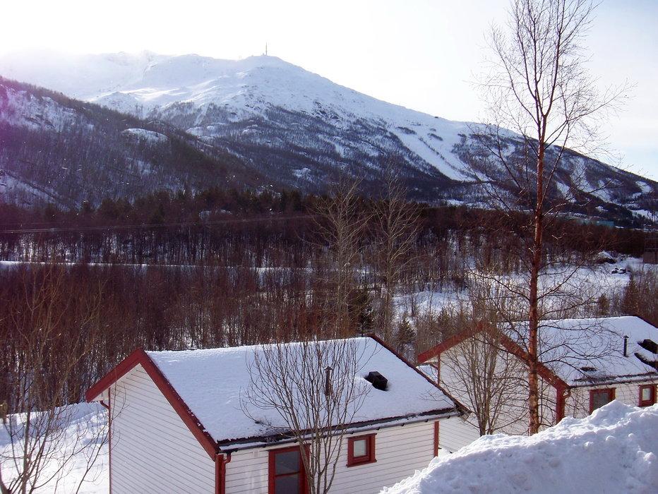 View from window - ©ujin666 | ujin666 @ Skiinfo Lounge