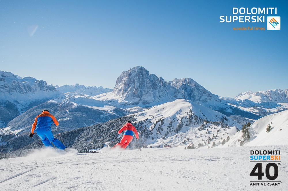 Dolomiti Superski, Val Gardena - © www.wisthaler.com