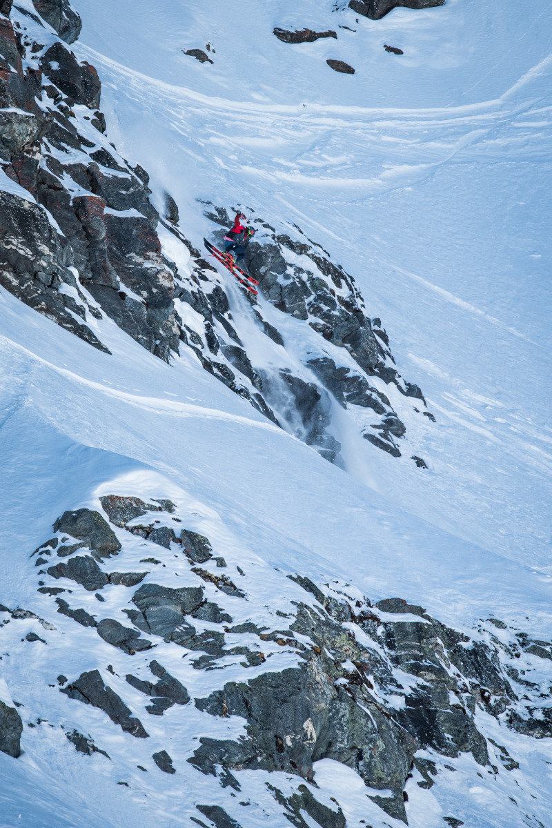 Freeride World Tour 2015 Verbier - © David Carlier | Freeride World Tour