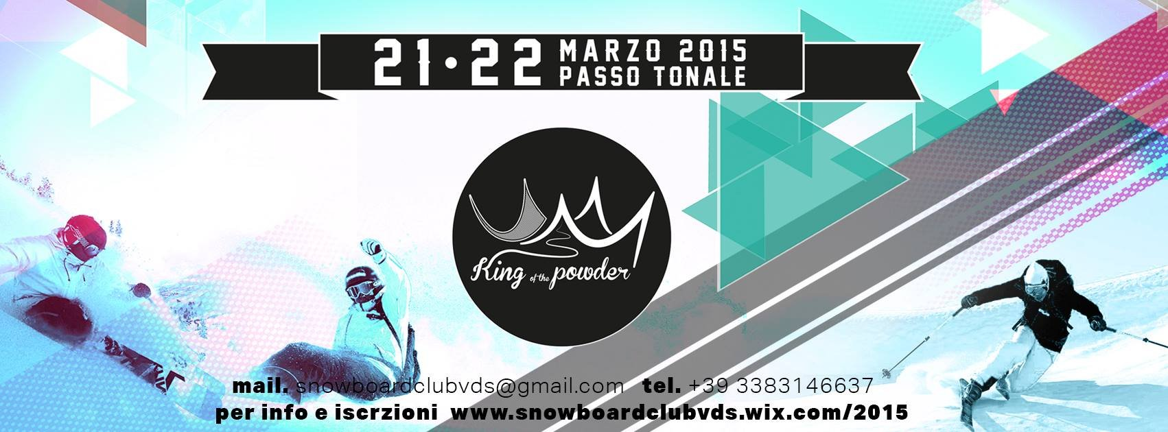King of the Powder - Passo Tonale
