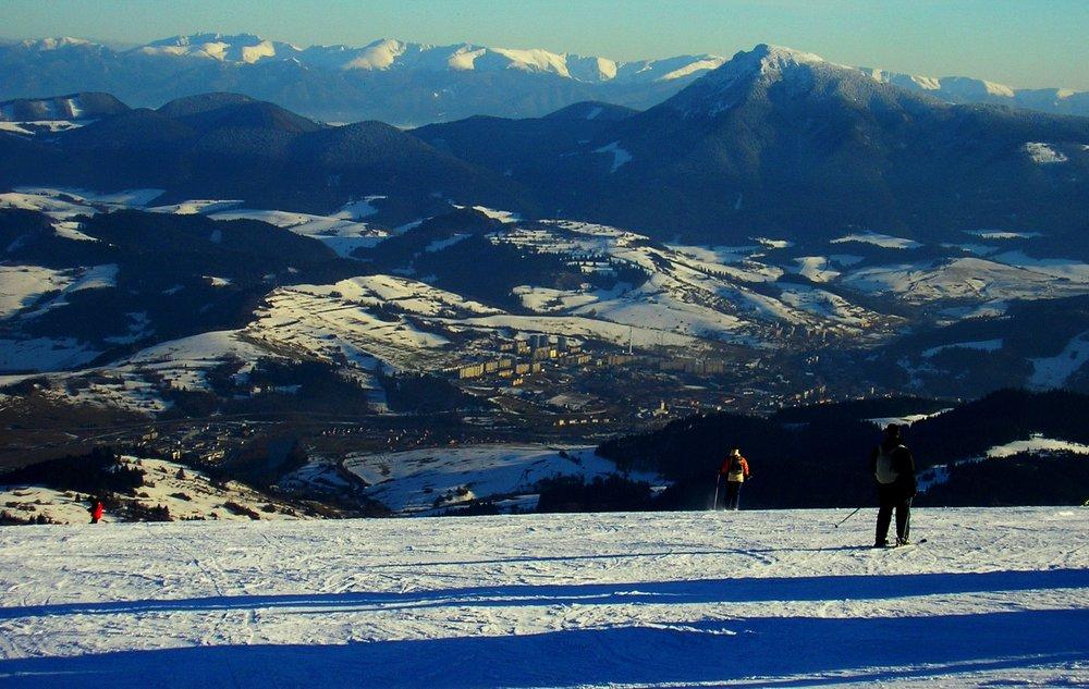 Ski Park Kubínska hoľa - © me | HappyNewYear @ Skiinfo Lounge