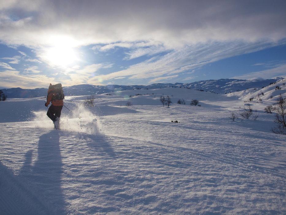 Haukelifjell - ©Bjørn Horgen   bjhor @ Skiinfo Lounge