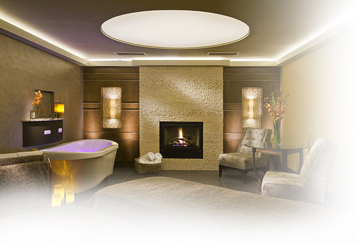 Spa at the Capella, Telluride, CO.