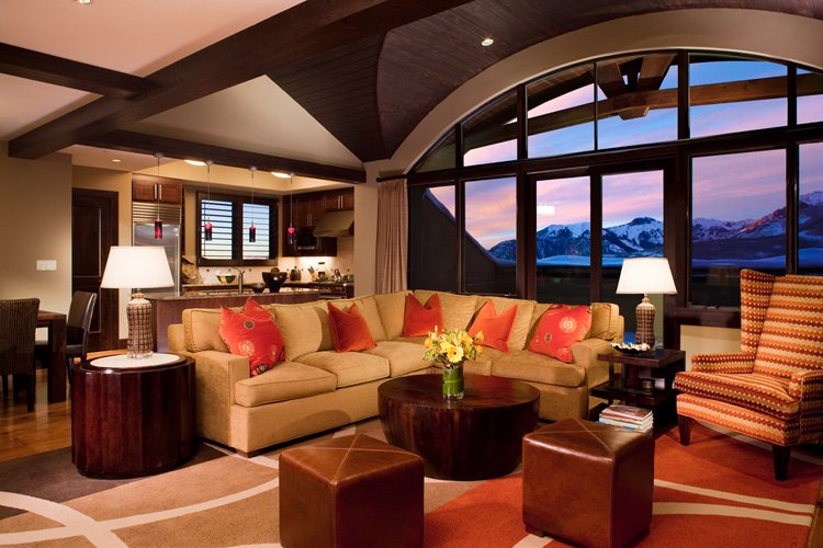 Penthouse at the Lumiere Telluride - ©Lumiere Telluride
