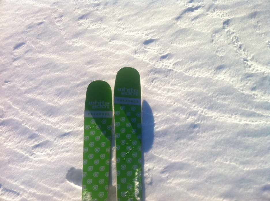 Grønn løype! - © tomahg @ Skiinfo Lounge