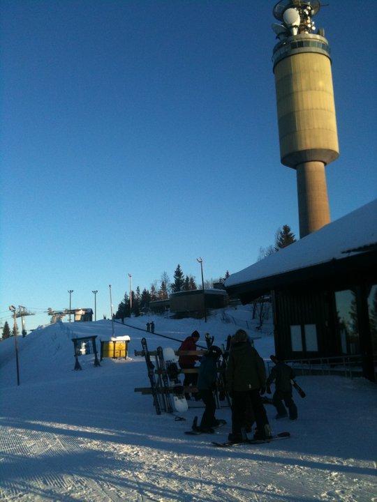 Oslo Vinterpark - Tryvann - ©Trine | Trinush @ Skiinfo Lounge