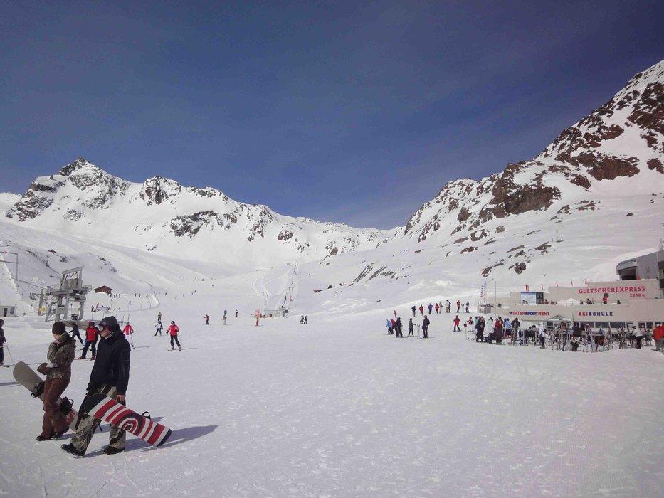 Pitztaler Gletscher - © Goarmuch @ Skiinfo Lounge