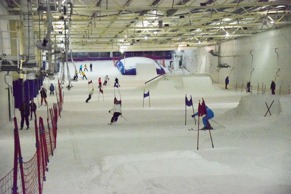Een top evenement vol uitdaging en fun - © Snow College