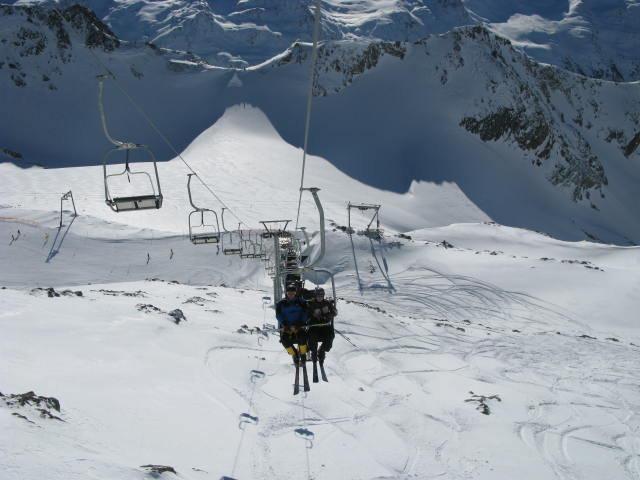Stubaier Gletscher - ©Schneekatze | Schneekatze @ Skiinfo Lounge